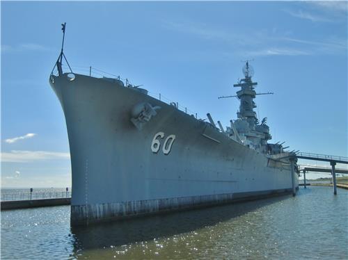 USS Alabama (battleship)
